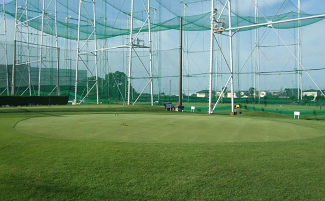 関西で芝の上から打てる練習場はココ!
